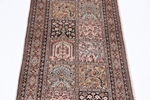 6x2 tile design kashmir persian rug runner