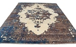 10ft by 8ft contemporary modern rug