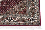 13x9 mahi tabriz rug with silk
