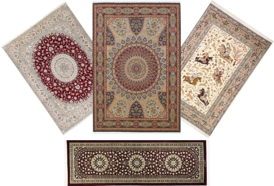 Persian Rugs - Fine & Rare Carpets