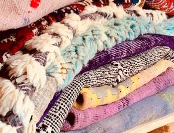 Kelim Berber Modern Rugs
