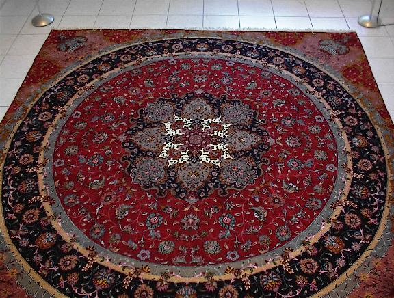 Persian rugs and Persian carpets in California.