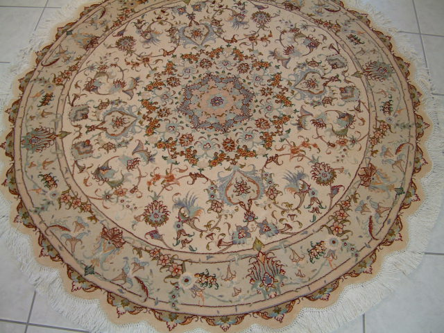 Nain Persian rug #1179, click on the picture or description for more details about the Persian carpets.