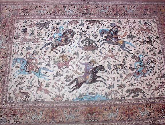 Persian rugs and Persian carpets in Kansas.