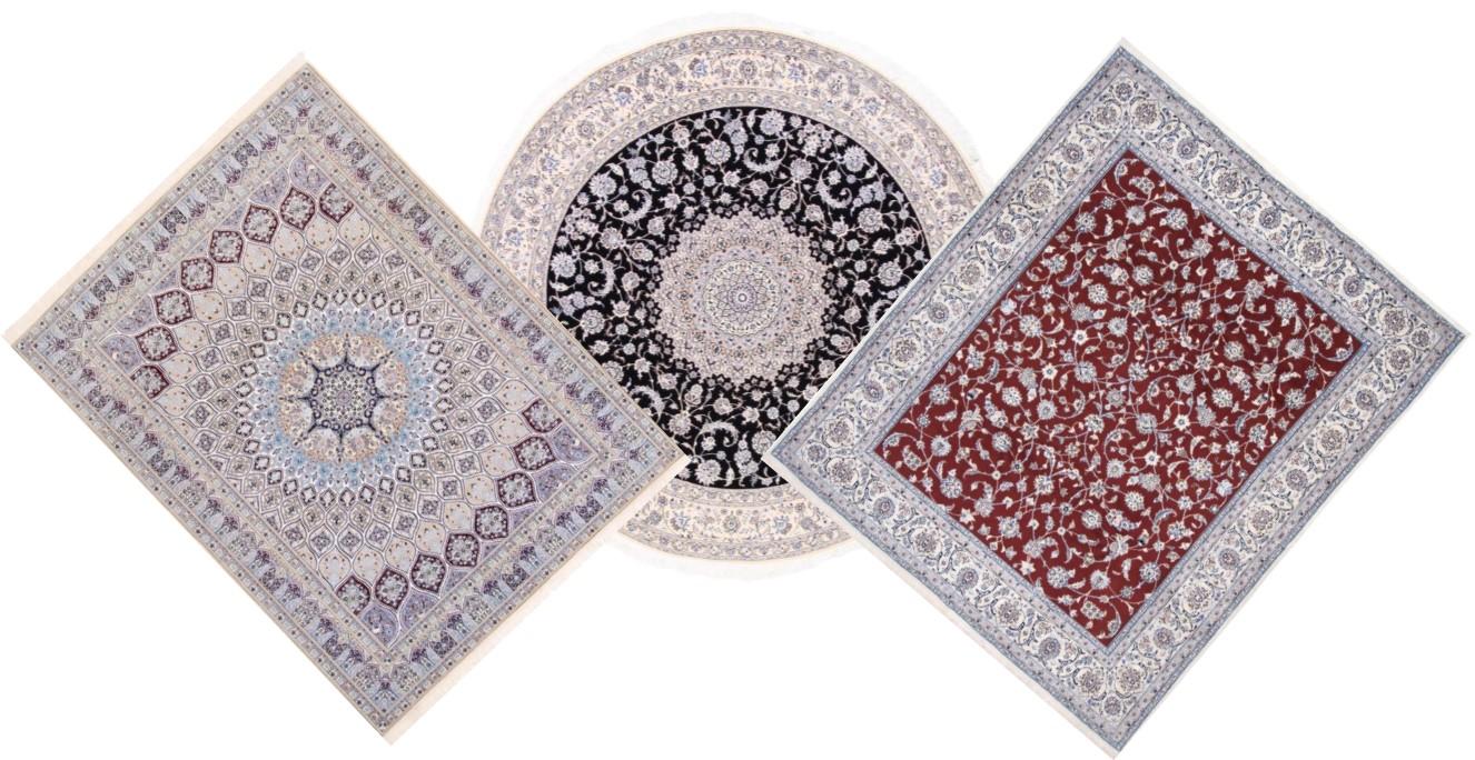 Nain Persian Rugs - Nain Persian Carpets