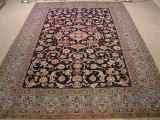 Isfahan Persian rug #5130, click on the picture or description for more details about this Persian rug and other Persian carpets in Sydney Australia.
