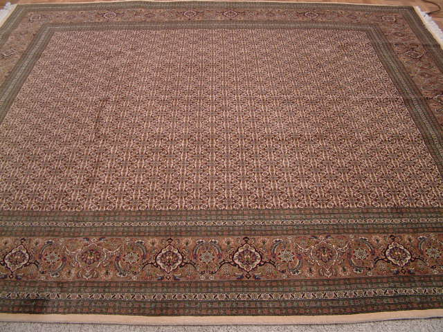 Tabriz Persian rug #5149, click on the picture or description for more details about the Persian carpets.