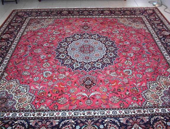 Persian rugs and Persian carpets in North Carolina.