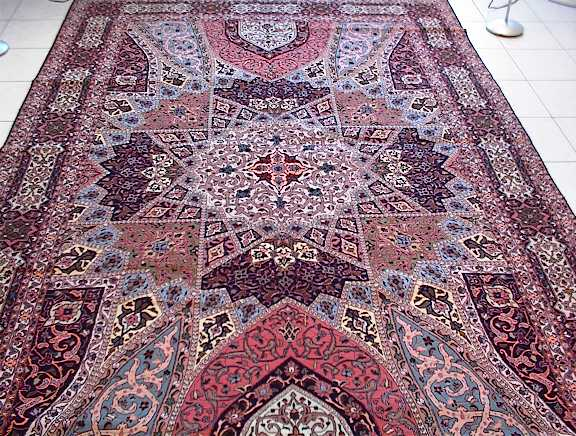 Persian rugs and Persian carpets in Delaware.