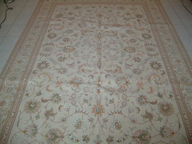 Persian rug client in Colorado