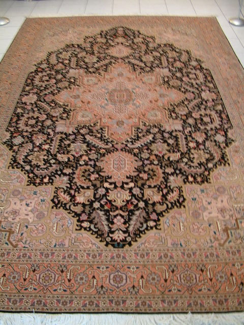 Persian rug client in Missouri