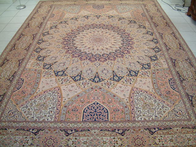 Persian rugs and Persian carpets in Oklahoma.