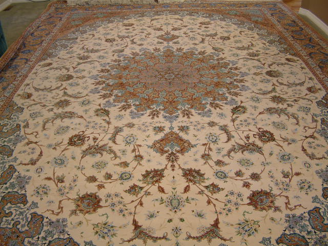 Isfahan Persian Rug All Rugs Are Genuine Handmade Also Every