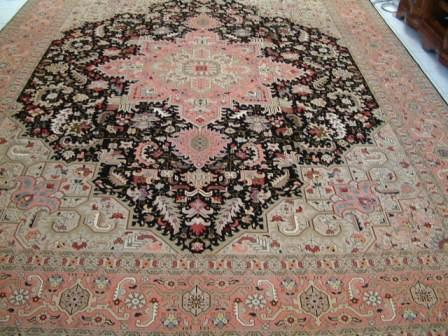 Tabriz Persian rug #5081, click on the picture or description for more details about the Persian carpets.