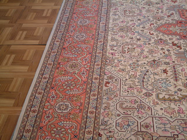 Heriz Tabriz Persian Carpet Tabriz Persian Carpets - Different types of rugs and carpets