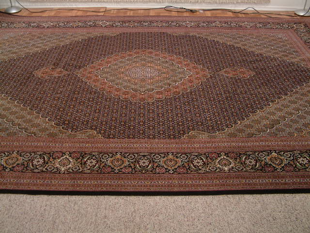 Tabriz Mahi Persian Rug All Rugs Are Genuine Handmade Also Every