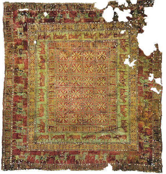 Pazyryk Persian Rug