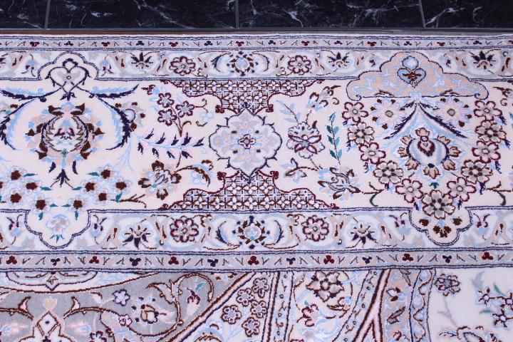 11x8 Nain Persian rug 6La 500 kpsi
