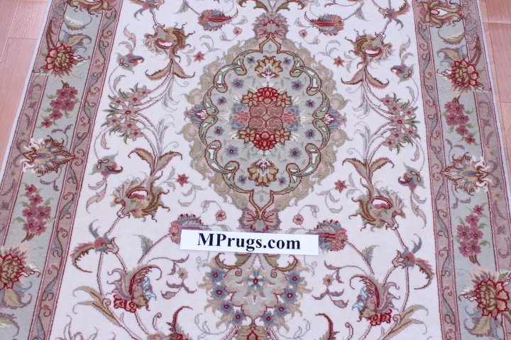 13' 4m high quality Tabriz Persian rug
