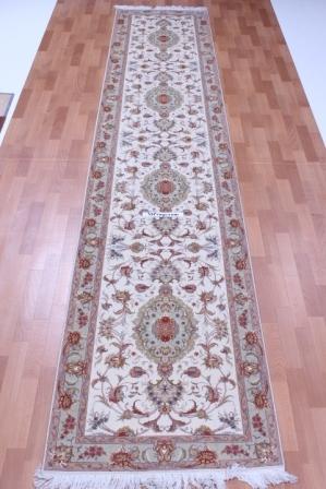 13' 4m high quality Tabriz Persian rug