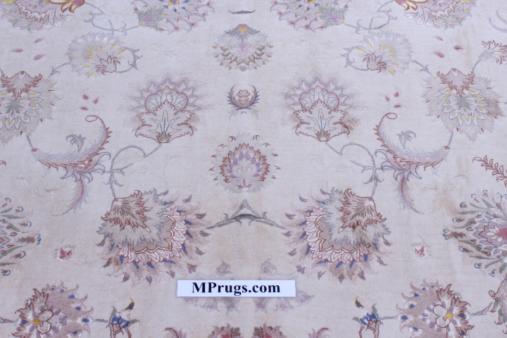 10x13 350kpsi Faraji Tabriz Persian rug