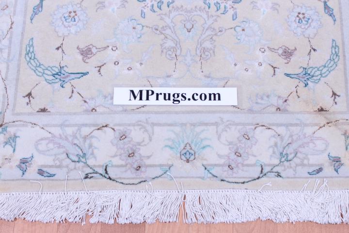 12' 3m Tabriz silk Persian rugs