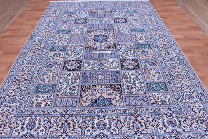 10x7 Nain pictorial tile 500 kpsi