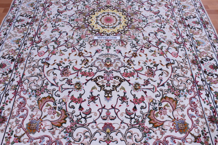 10x7 3x2m Metal Tabriz Persian Rugs Persian Carpet