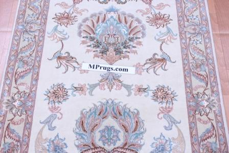 8' 2,4m Faraji tabriz persian rug runner