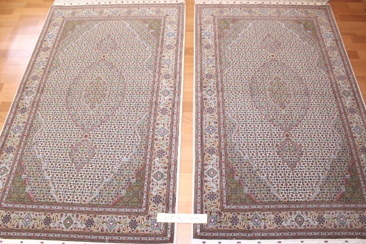 Tabriz Persian rug, click on the picture or description for more details about the Persian carpets.