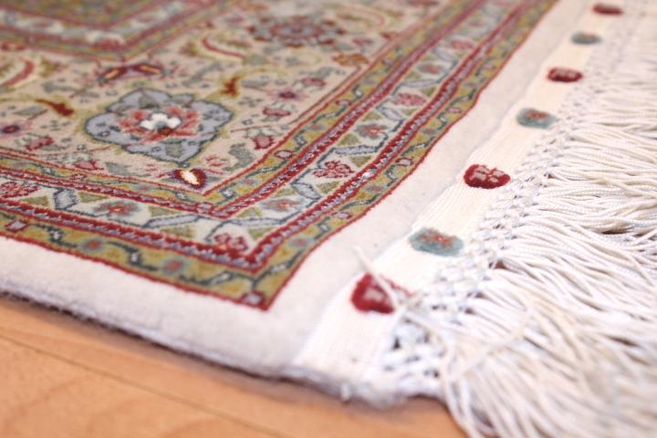 twin mahi 80 raj tabriz persian rugs. 800 kpsi tabriz twin carpets