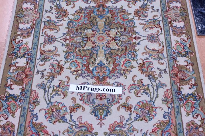 10' 3m high quality Tabriz Persian rug