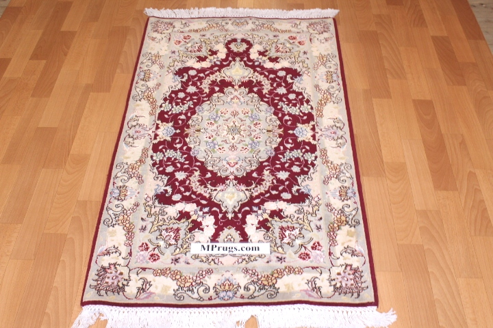 twin tabriz persian rugs. 4x2 tabriz twin carpets