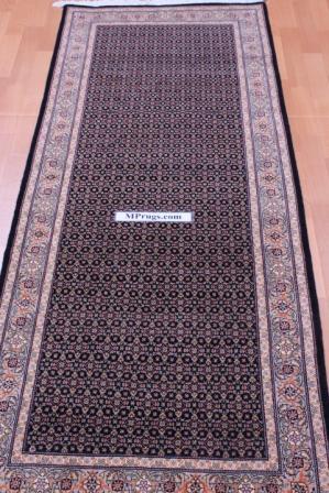 7' 2m Pirouzian Mahi Tabriz Persian rug
