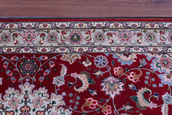 10' 3m high quality Tabriz Persian rug