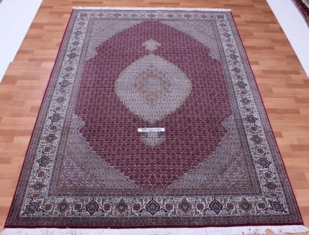 x-Large 3m x 2m Tabriz Mahi Persian rug, 9x6 Mahi Tabriz carpet