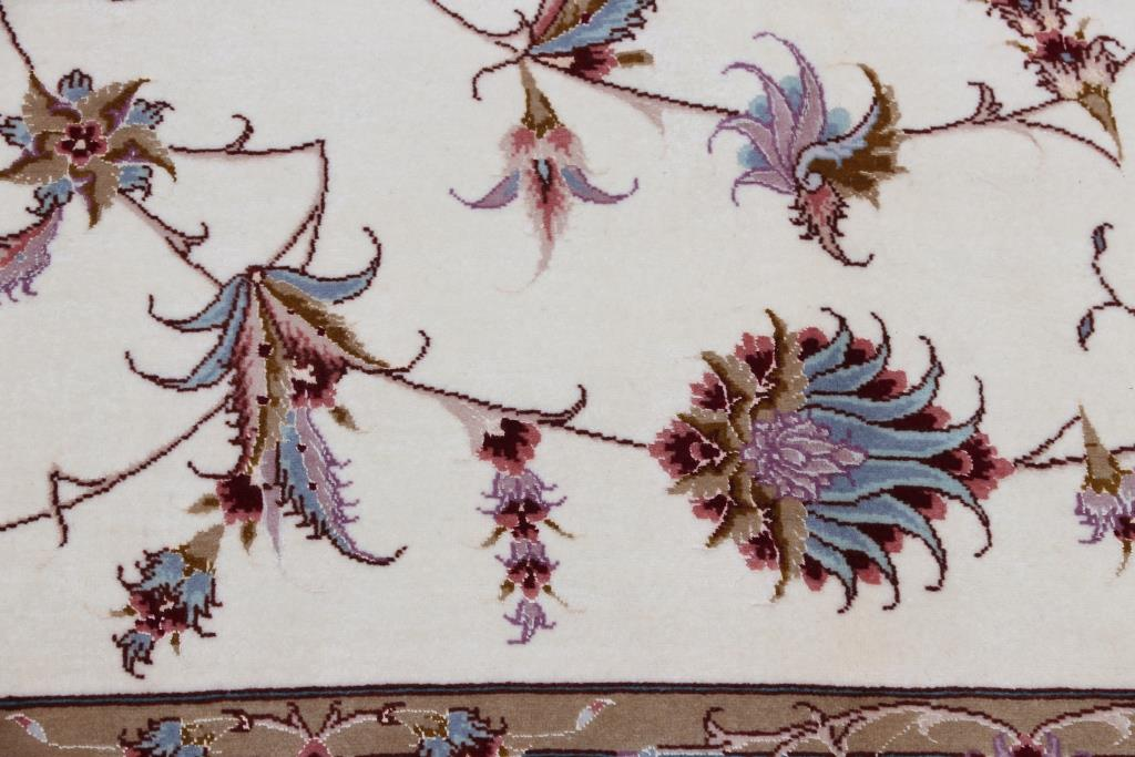 19x13 (6x4m) Tabriz Persian rug - Silk Signed
