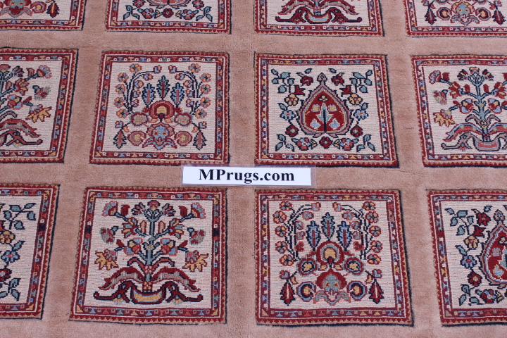 10 by 13 Nimbaft Kelim Persian Rug