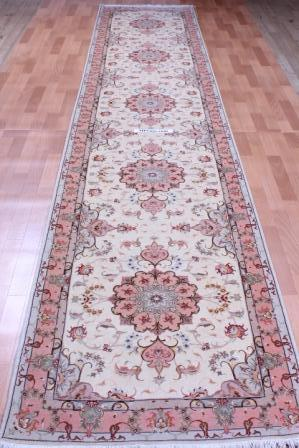 14' 4,5m Tabriz silk Persian rugs