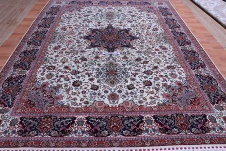 Allebov 60 Raj Tabriz Persian Rug