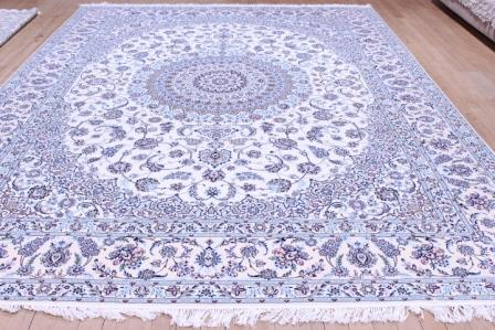 13x10 Nain 6la persian rug with 500 kpsi