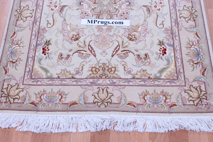 11' 3m high quality Tabriz Persian rug