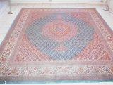 TABRIZ MAHI RUGS. Click on picture or text to read and see more about Persian Tabriz Mahi rugs. Mahi Tabriz rugs like this large Persian carpet are among the most classic and popular designs in Tabriz carpets.