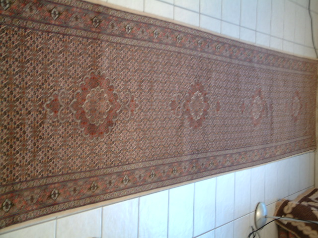Tabriz Persian rug #4073, click on the picture or description for more details about the Persian carpets.