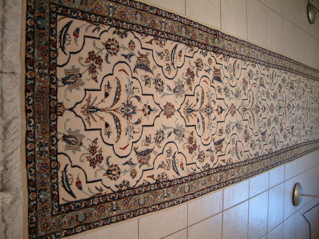 Nain Persian rug #4090, click on the picture or description for more details about the Persian carpets.