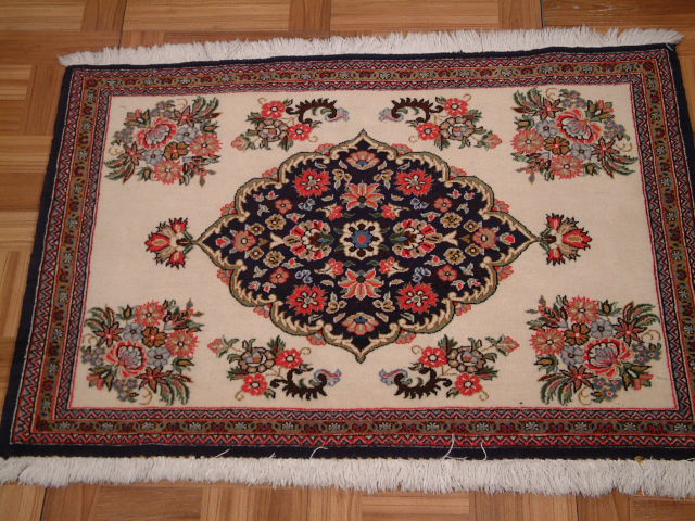 Tabriz Persian rug #2109, click on the picture or description for more details about the Persian carpets.