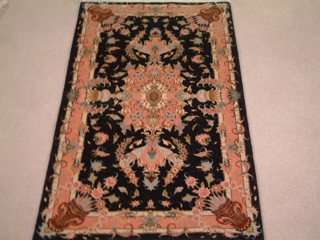 Tabriz Persian rug #2094, click on the picture or description for more details about the Persian carpets.