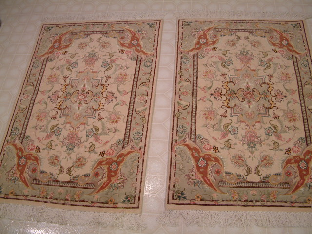 Tabriz Persian rugs #2099, click on the picture or description for more details about the Persian carpets.
